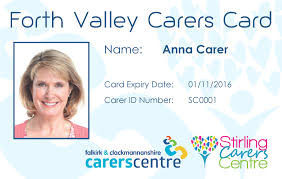 Forth Valley Carers Card