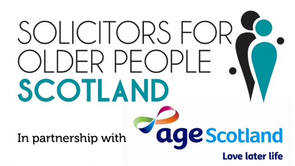Solictors for Older People Scotland logo